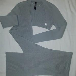Unique Bolero Scarf Cardigan